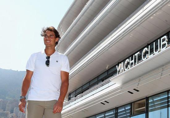 Rafael Nadal Beethoven Yacht