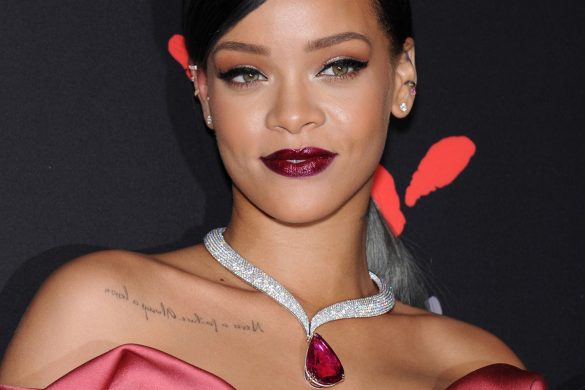 Rihanna & LVMH Partner to Launch Fenty Beauty