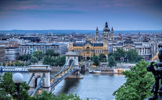 The Ritz Carlton's First Hotel in Hungary
