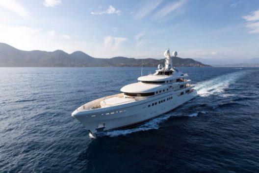 Romea Superyacht