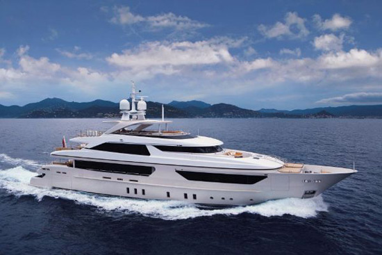 Sanlorenzo Scorpion Yacht