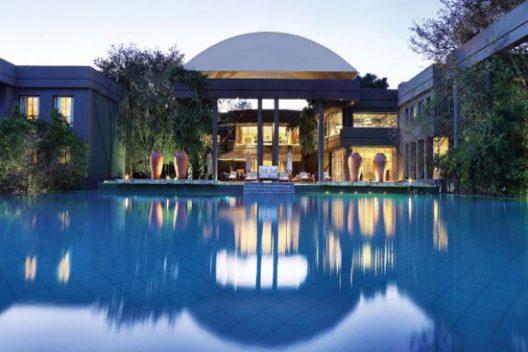 Saxon Hotel, Villas and Spa
