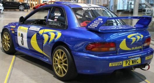 1997 Colin McRae Subaru Impreza