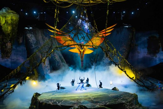 See Cirque du Soleil In Five-Star Cancun Style