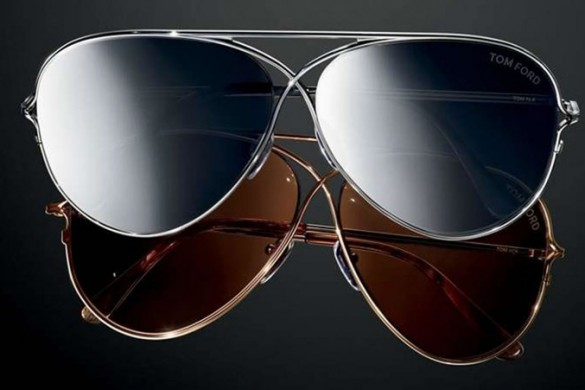Tom Ford's 11th Anniversary Eyewear Collection