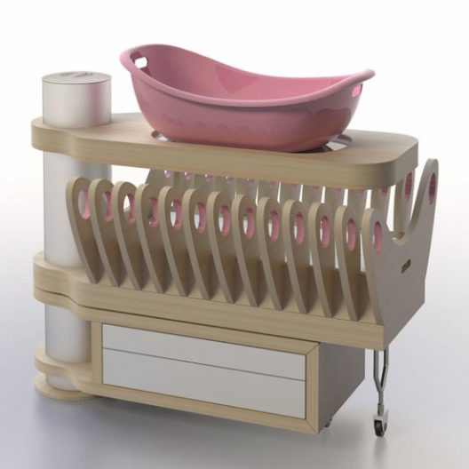 Unique Baby Dresser 3 In 1