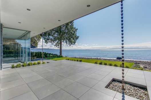 Brand New West Vancouver Beach House On Sale  For $16.388 Million
