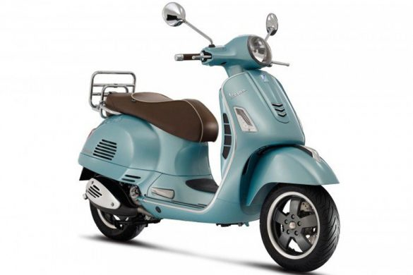 Vespa 70th Anniversary