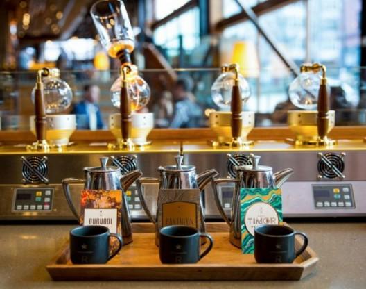 World's Largest Starbucks Coming To Manhattan