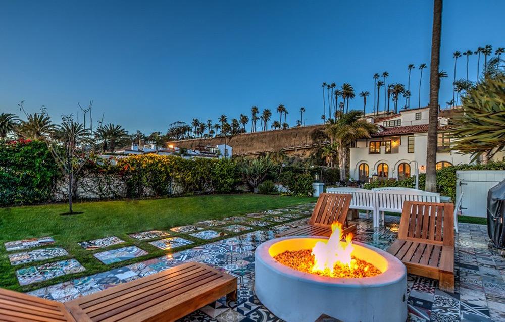 Magnificent Beachfront Estate On Santa Monica S Gold Coast