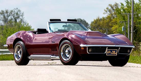 1969 Chevrolet Corvette L88 427/430
