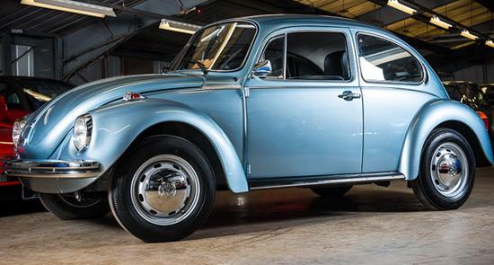 1974 Volkswagen 1303