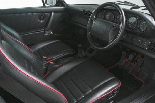 "1994 Porsche 911 Turbo S Flachbau ""Flat Nose"""