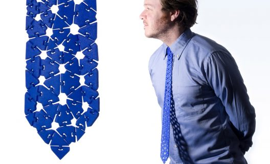 3DTie Launches Neckties For the 21st Century