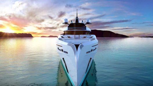 Turquoise Yachts Unveils New 66m Superyacht