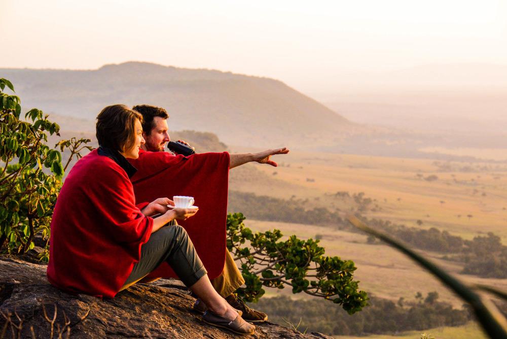 Angama Mara Safari Lodge