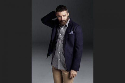 Antonio Banderas Fashion Collection