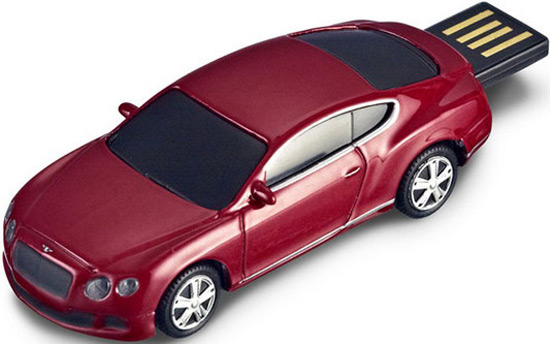 Bentley Continental GT USB Flash Drive