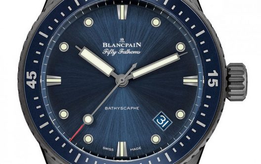 Blancpain's Fifty Fathoms Bathyscaphe