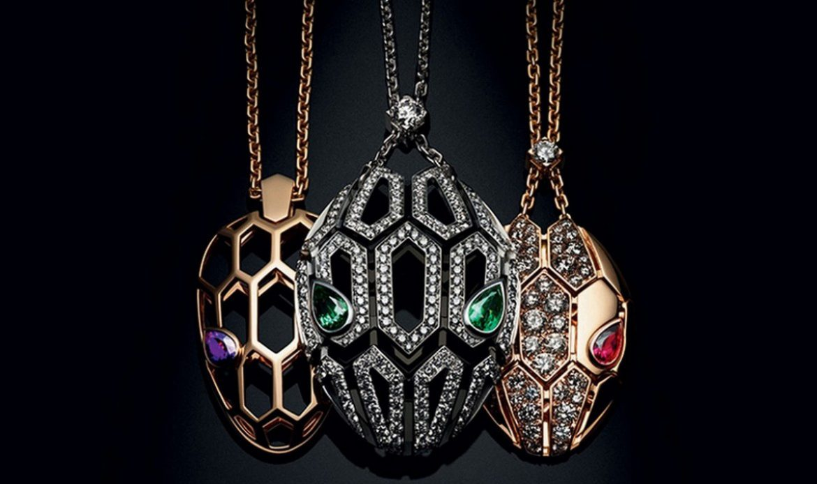 Bulgari's New Serpenti Eyes on Me Jewelry Collection