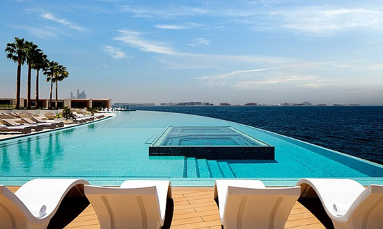 Burj Al Arab Terrace - World-First Outdoor Leisure Experience