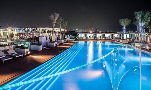 Burj Al Arab Terrace - World-First Outdoor Leisure Experience