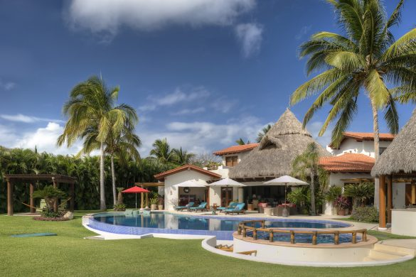 Luxury Mexican Getaway In Punta de Mita To Be Auctioned