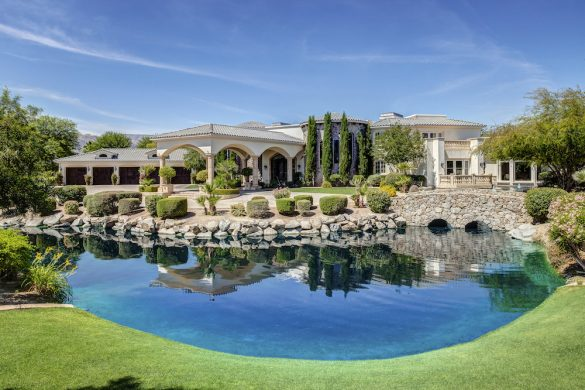 Buy Your Perfect Desert Paradise In Rancho Mirage