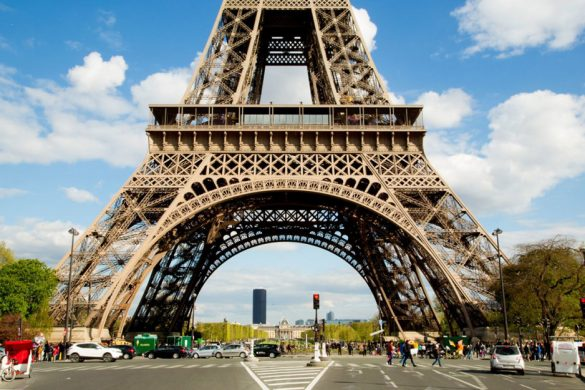 You Can Win the Night at the Eiffel Tower!