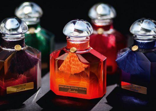 Guerlain Colour Collection Flacon Quadrilobé