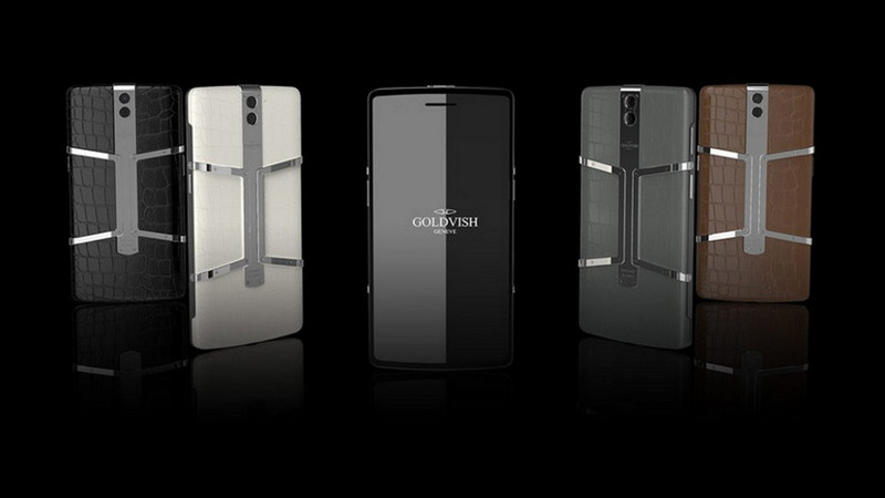 Goldvish Eclipse Smartphone