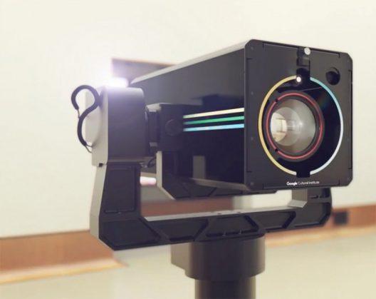 Zoom Through 1,000 Artworks Thanks To Google Art Camera System
