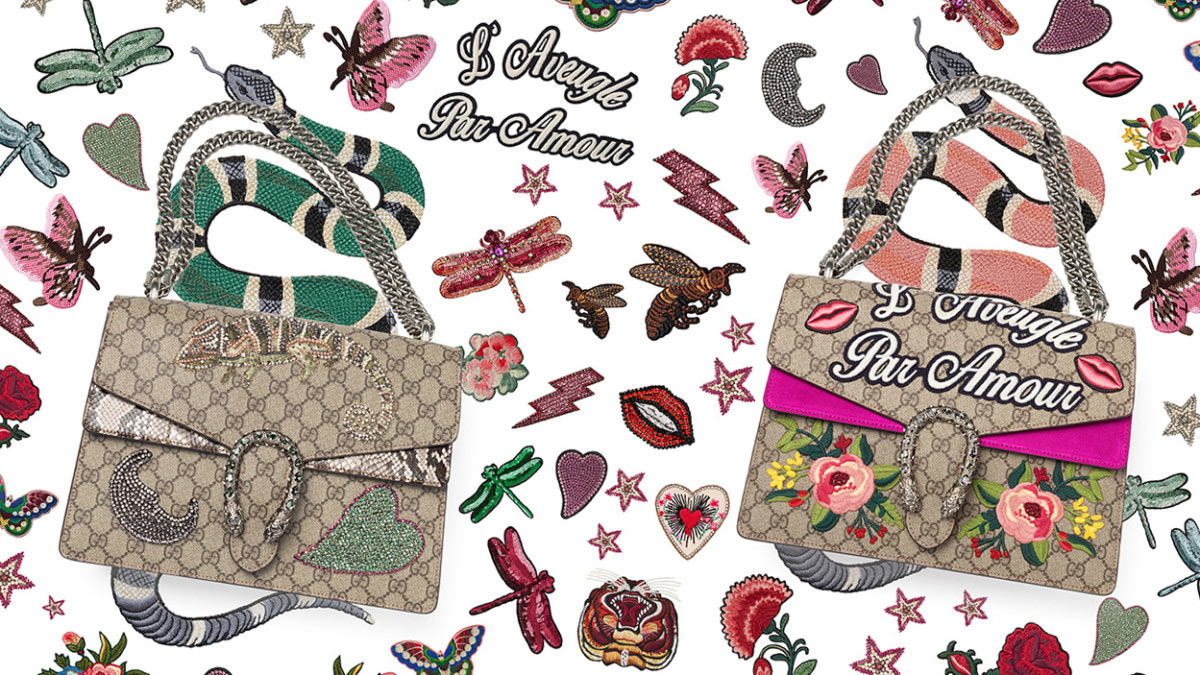 a0ed1be1095 Gucci s New DIY Service Allows You To Customize Your Dionysus Purse -  eXtravaganzi