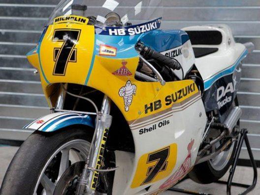 1983 Heron Suzuki RGB500 MK8