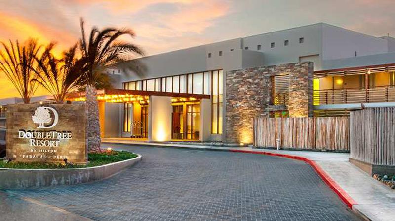 Hilton Hotel Paracas-Peru