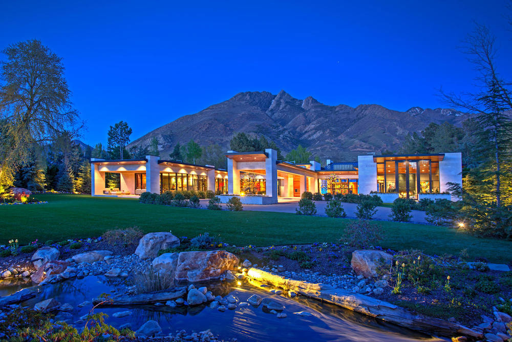 Hollywood Chic In Holladay, Utah On Sale For $7.4 Million
