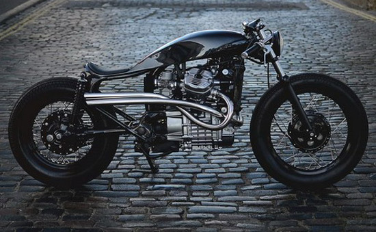 Honda CX500 by Auto Fabrica