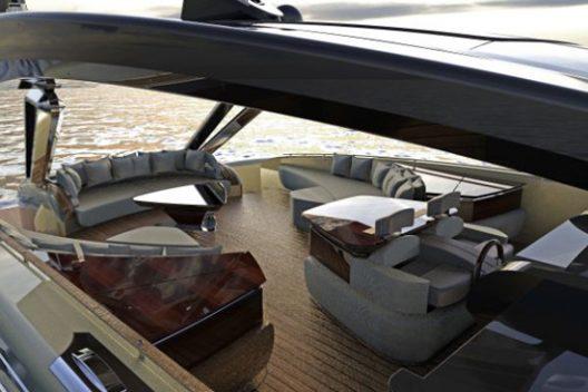 Horizon 68 Yacht