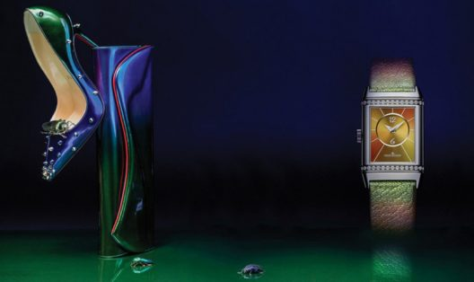 Jaeger LeCoultre Teamed Up With Christian Louboutin