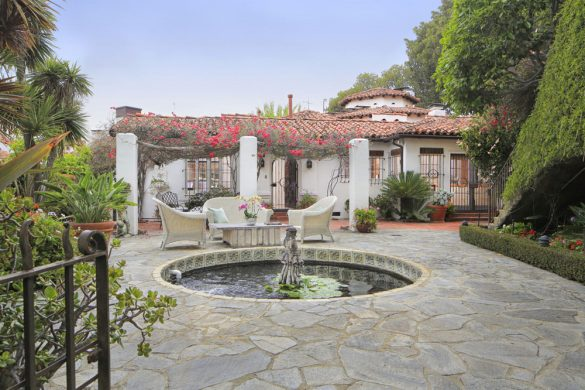 John Barrymore's Former Beverly Hills Estate Relisted For $29.95 Million