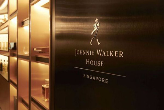 Johnnie Walker House Singapore