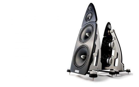Kyron Audio's Kronos Dipole Loudspeaker System