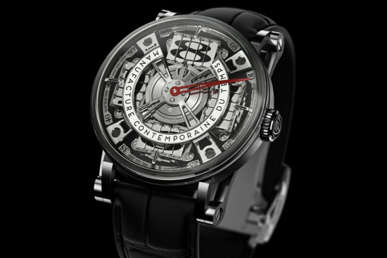 MCT Sequential Two S210 Watch