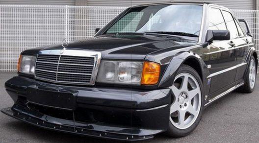 Mercedes 190E 2.5-16V EVO II
