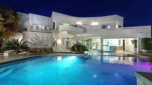 Mike Tyson's Henderson, Nevada Home On Sale For $1.5 Million