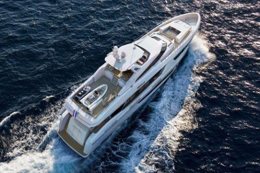 Heesen Yacht - Nina