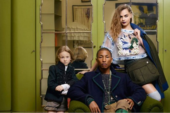 Pharrell X Chanel Fashion Line Announced