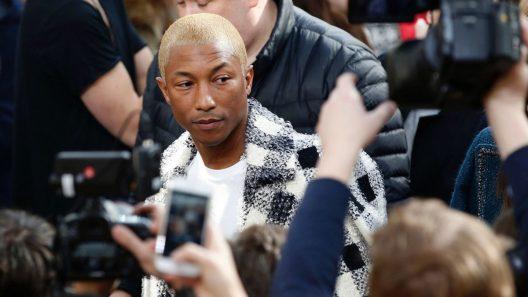 Pharrell X Chanel Fashion Line Announced