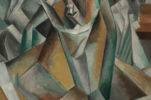 Picasso's Cubist Portrait Could Fetch $40 Million At Sotheby's Auction