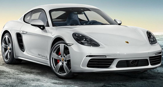 Porsche Exclusive 718 Boxster And 718 Cayman